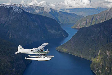 Misty Fjords Flightseeing & Sightseeing Tours