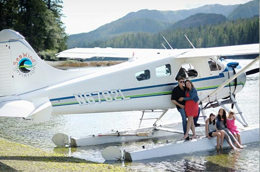 SeaWind Aviation Staff Photo