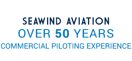 Over 50 years of experience - SeaWind Aviation